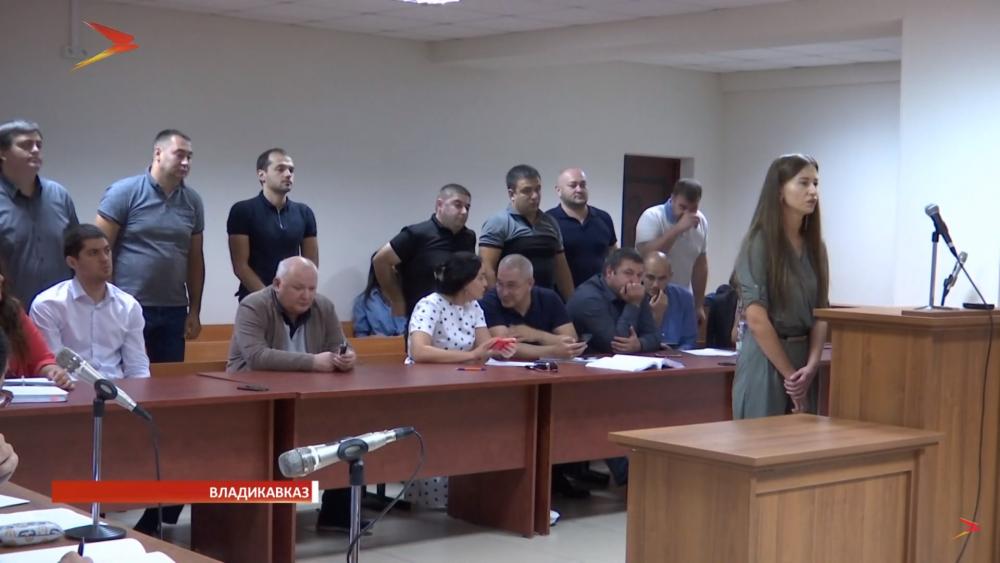 Суд допросил судмедэксперта, которая утверждала, что Владимир Цкаев умер от сердечно-сосудистой недостаточности