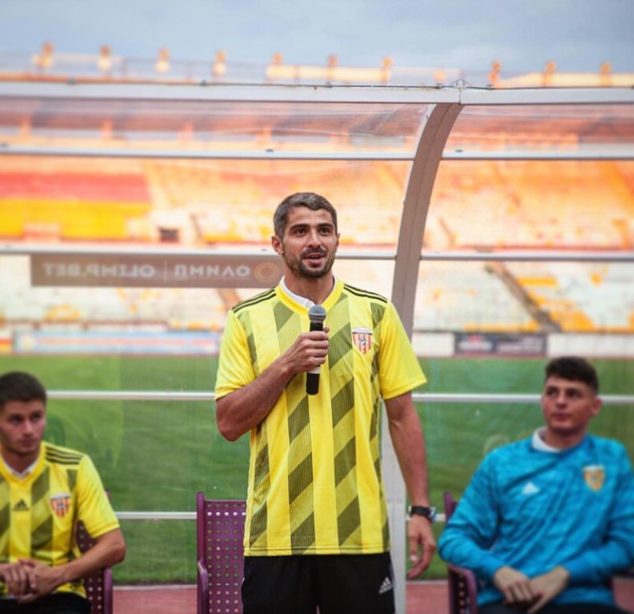 Тарас Царикаев: наши болельщики самые лучшие
