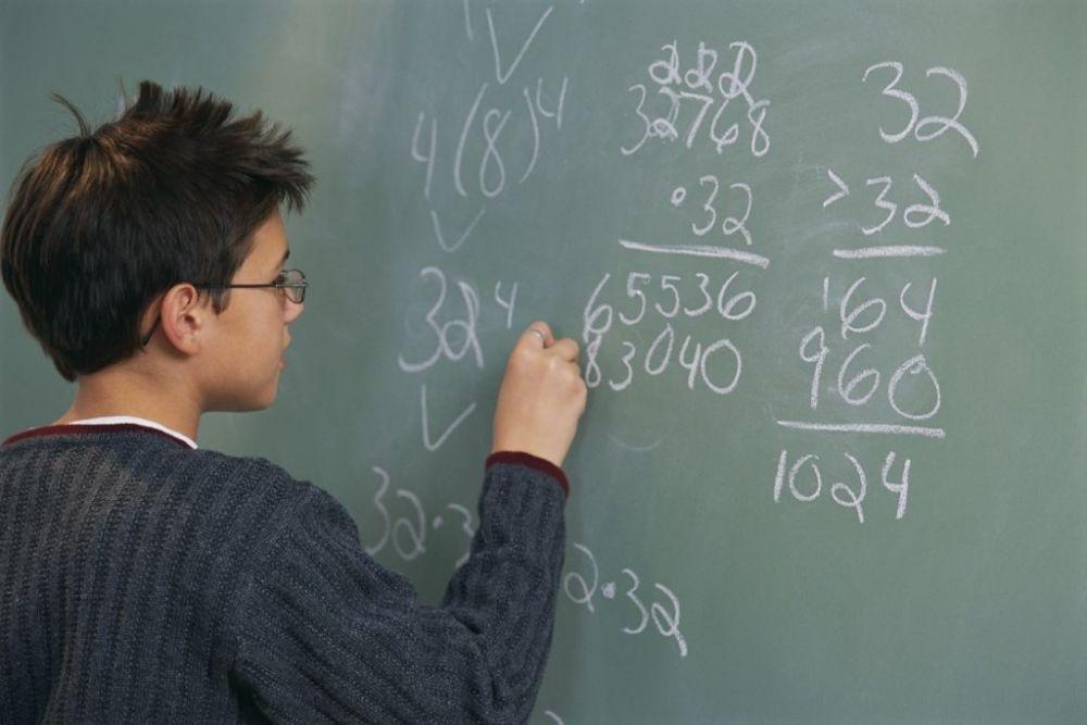 Школьники из Владикавказа могут стать лучшими юными математиками в России