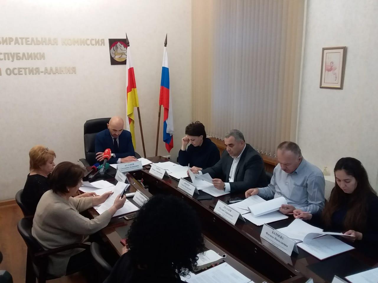 ЦИК Северной Осетии не принял ходатайство о возврате прямых выборов Главы республики из-за ошибок допущенных в заявлении