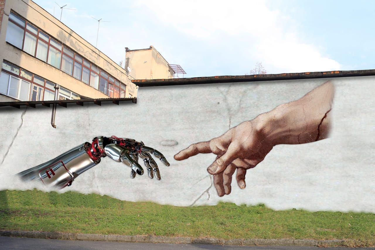 В СОГУ появится арт-пространство с граффити, для генерации новых идей