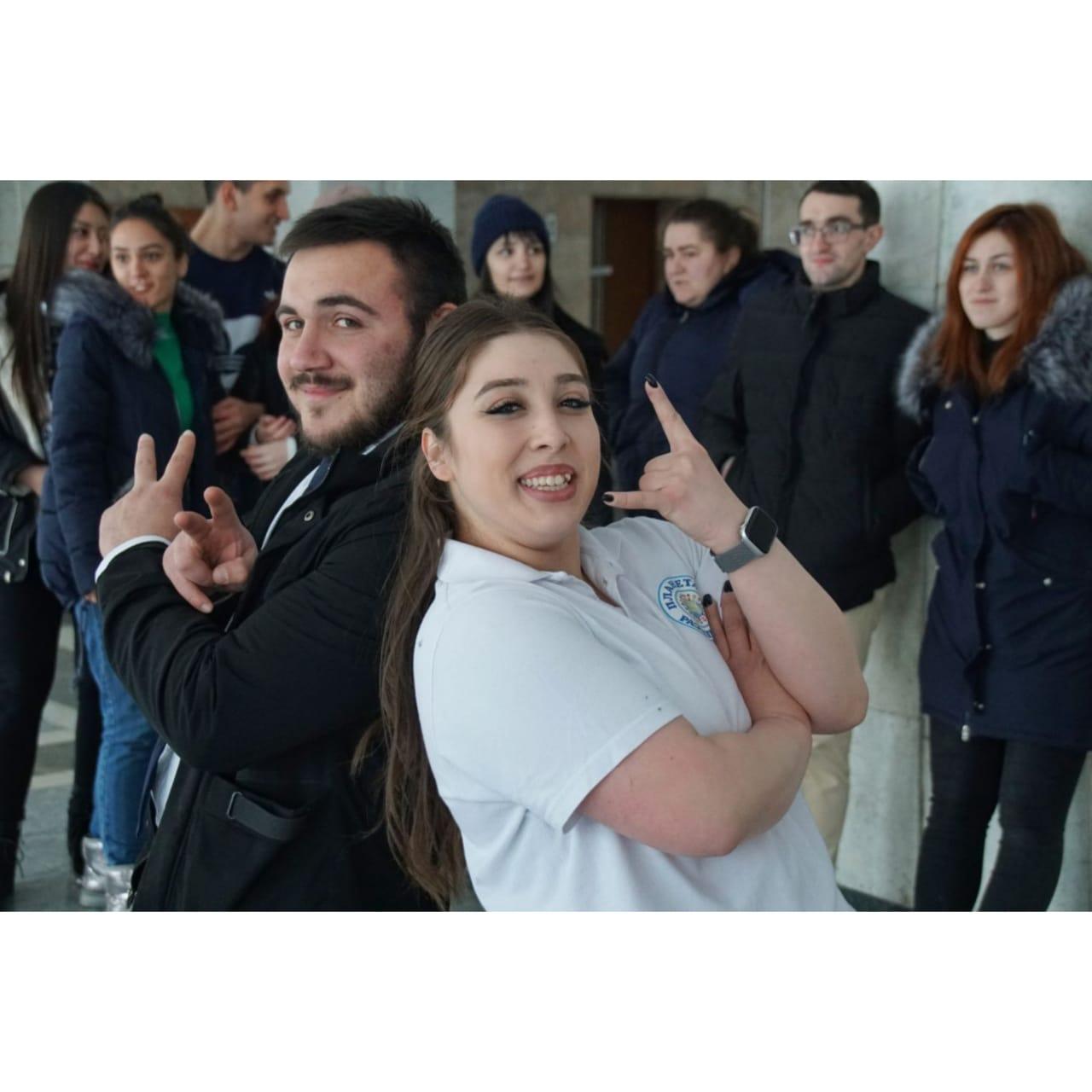 Татьянин День отпраздновали студенты Горского ГАУ