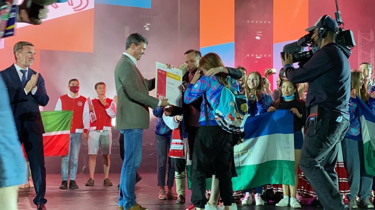 Молодежный театр «Пилигримы» из Осетии стал обладателем гран-при фестиваля «Российская студенческая весна»
