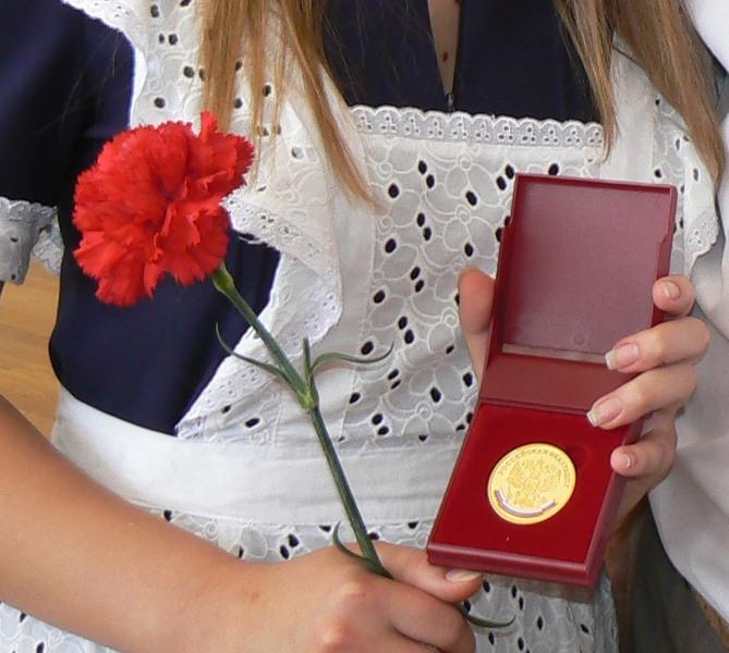 309 выпускников Северной Осетии в этом году стали медалистами