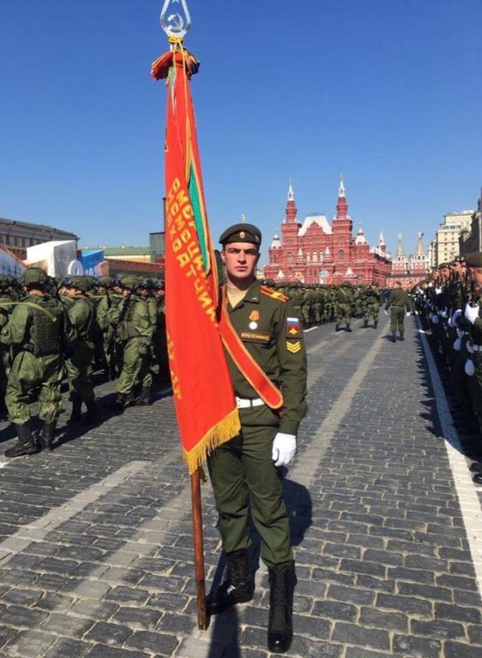 Георгий Хачиров из Ардона стал первым осетином, окончившим с золотой медалью МВОКУ