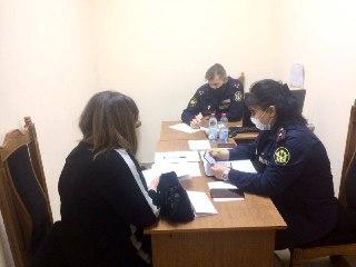 Начальник УФСИН  по Северной Осетии ответил на вопросы жителей республики в рамках личных встреч