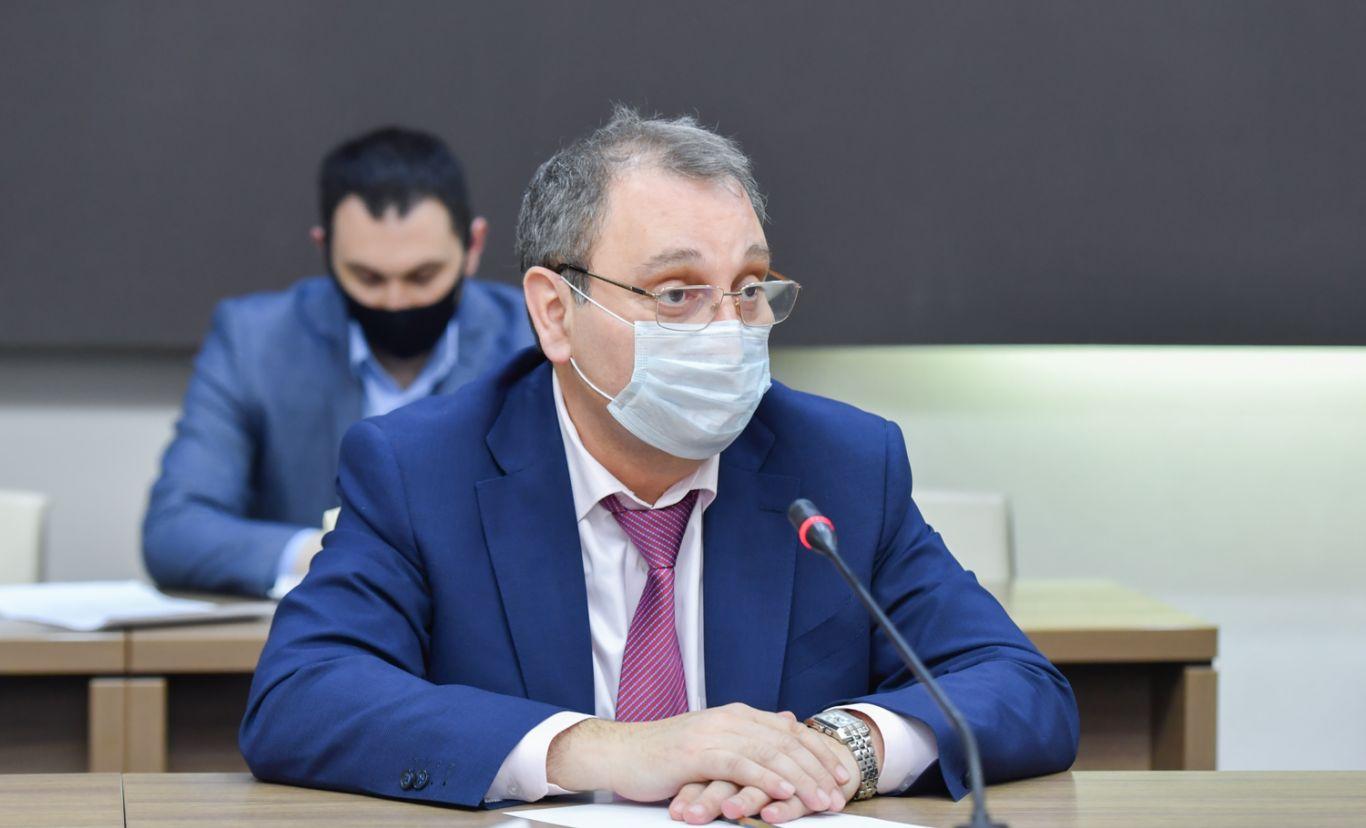 В Северной Осетии госпитализировано рекордное количество пациентов с коронавирусом