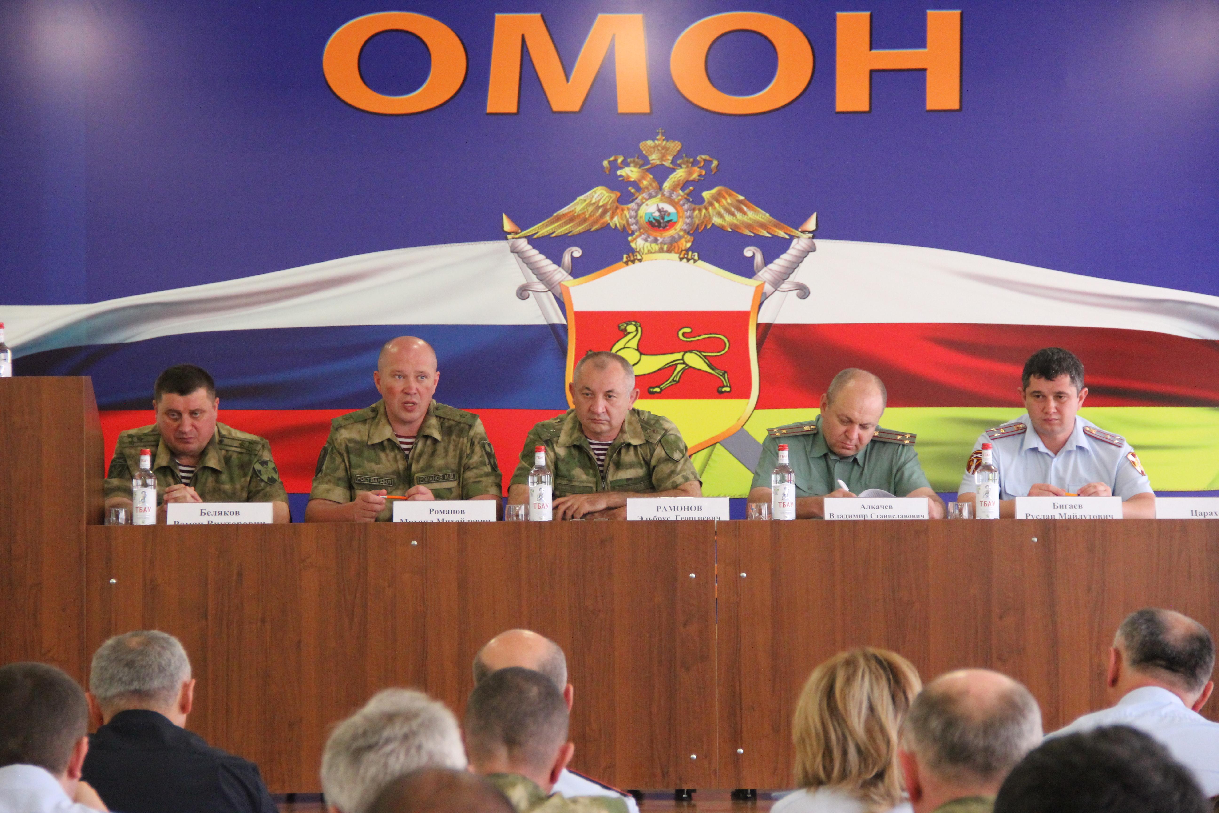 Более 700 боеприпасов незаконного оборота было изъято в Северной Осетии сотрудниками Росгвардии за первое полугодие 2019 года