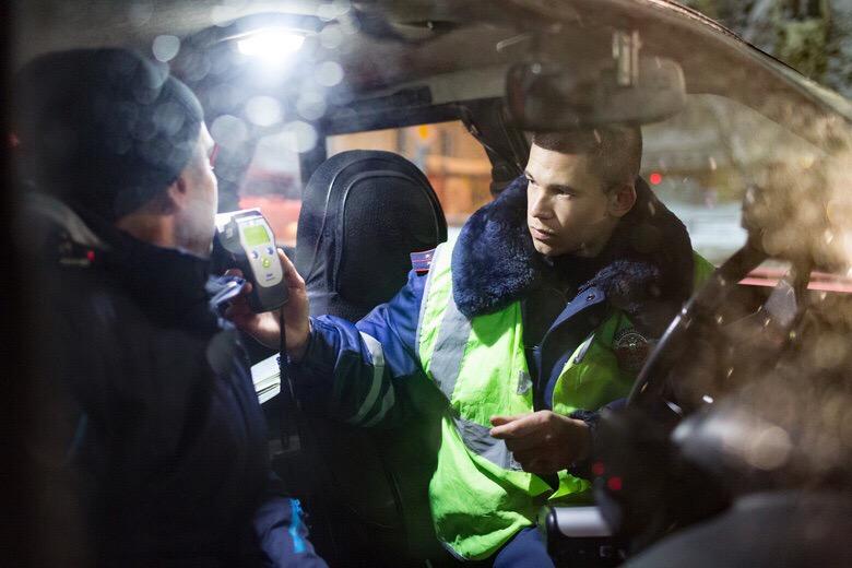 242 нетрезвых водителя за десять дней задержаны сотрудниками ГИБДД в Северной Осетии