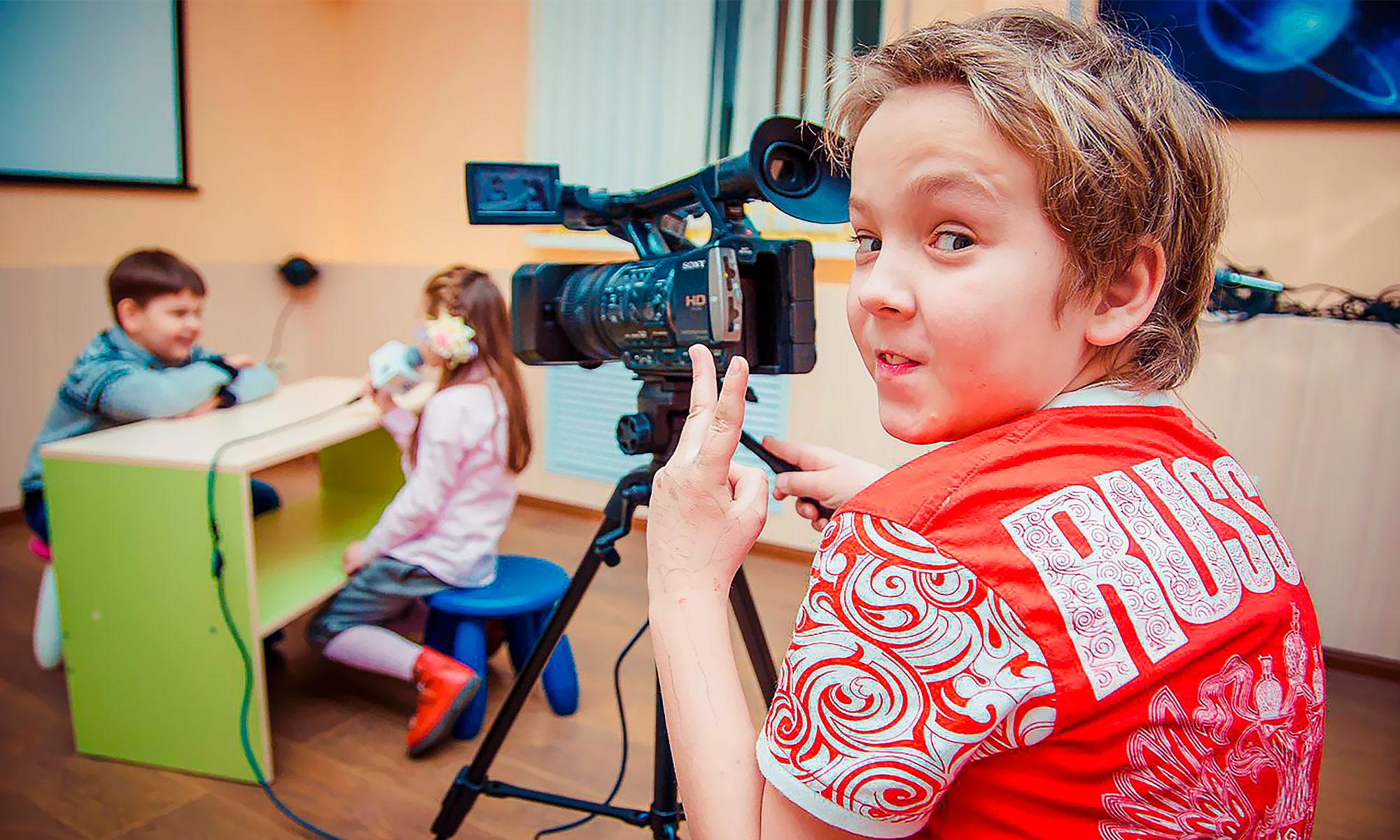 Мультимедийные студии для детей откроются во всех районах республики