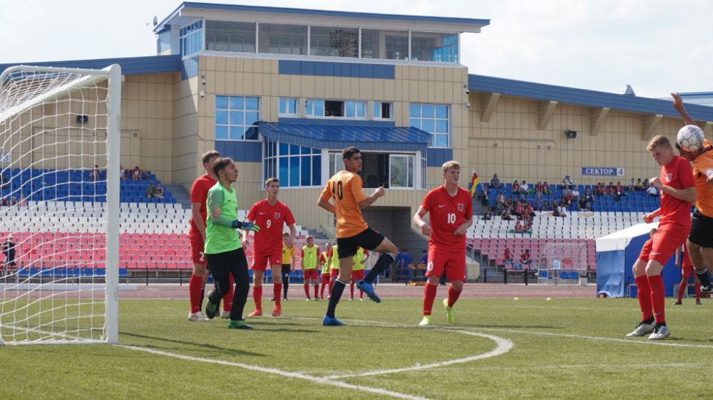 Футболисты из Северной Осетии стали победителями Всероссийской летней Спартакиады инвалидов