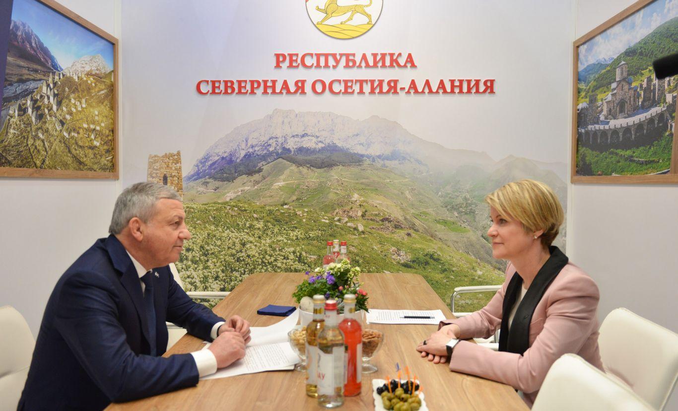 Образовательный центр для одаренных детей «Сириус» готов сотрудничать с Осетией