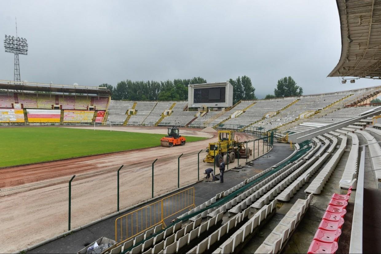 В 2020-ом году во Владикавказе реконструируют стадион «Спартак», и начнут строить Дворец  спорта на 5 тысяч мест