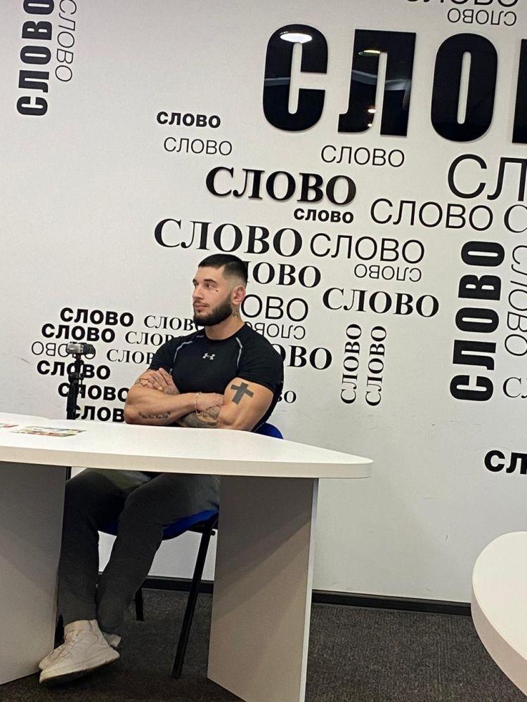 Ален Плиев: «Бодибилдинг будет популярным в Осетии, пока есть Ален Плиев»