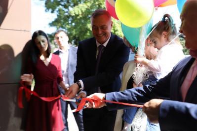 Во Владикавказе открылся детский сад  для детей с расстройством аутистического спектра