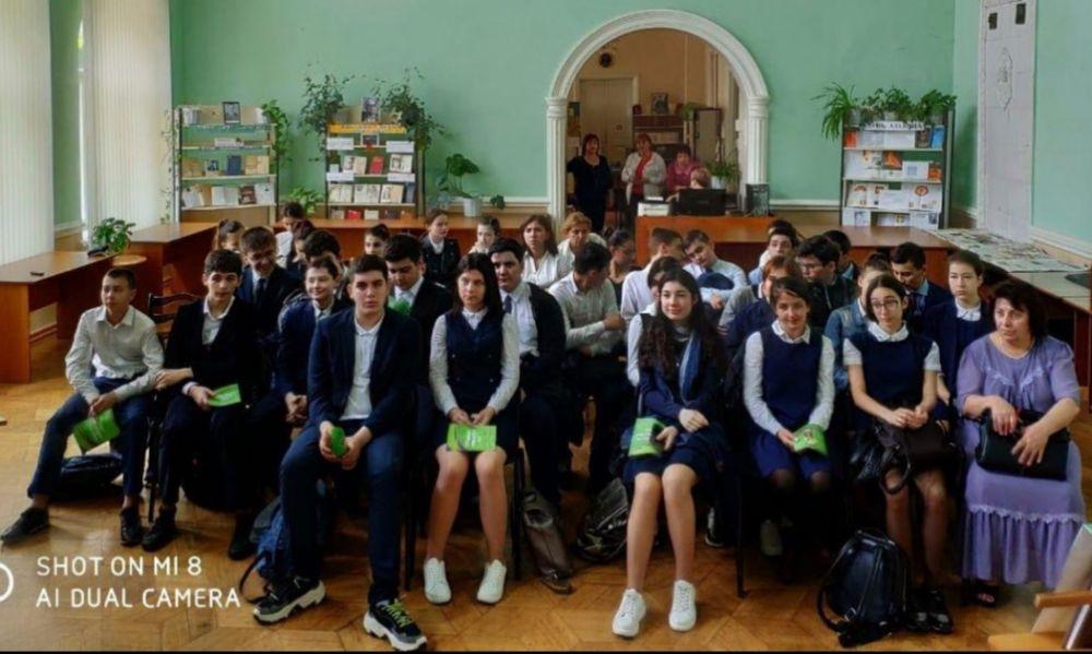 Специалисты центра занятости рассказали старшеклассникам Владикавказа о наиболее востребованных профессиях
