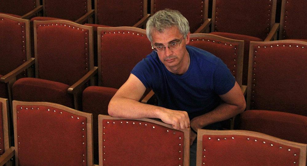 Тамерлан Дзудцов «Мы отодвинем Шекспира и будем ставить молодых авторов»