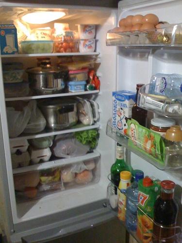 Что должно быть в холодильнике всегда
