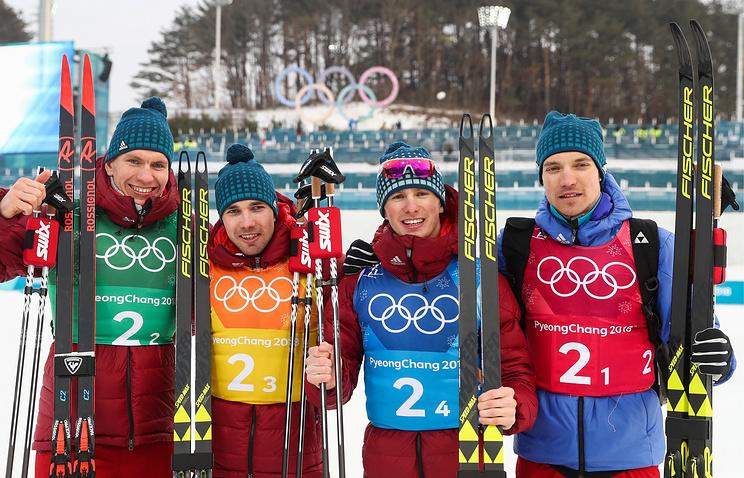Российские лыжники в Пхёнчхане по числу медалей превзошли результат Игр в Сочи