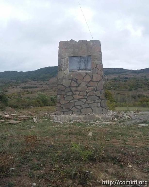 Житель поселка Знаур в Южной Осетии инициировал строительство памятника Святому Уастырджи