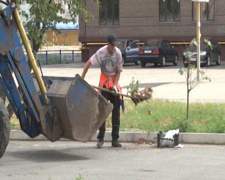 За вывоз мусора во Владикавказе не платит почти половина горожан