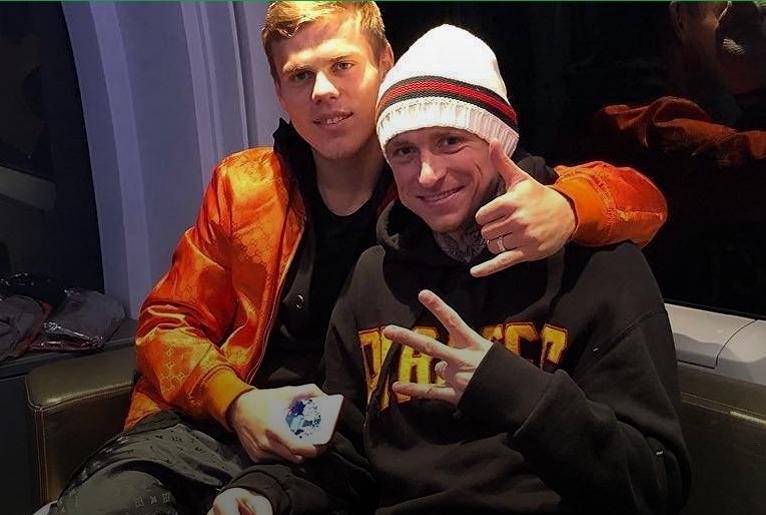 Кокорина и Мамаева могут навсегда отстранить от футбола