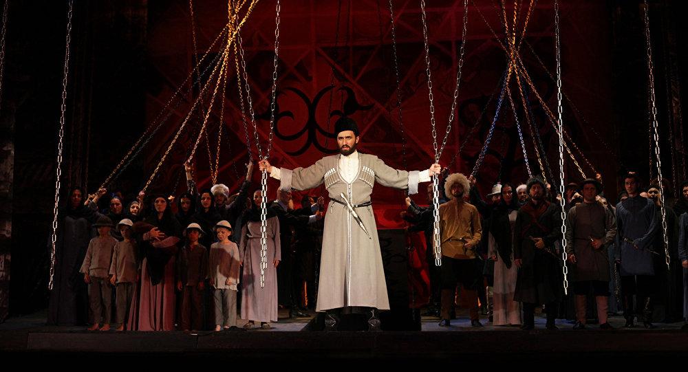 Оперу «Коста» смогут увидеть зрители во всем мире в режиме онлайн