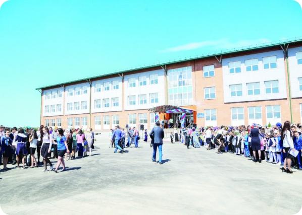 При строительстве школы в п.Новый выявлены многомиллионные хищения