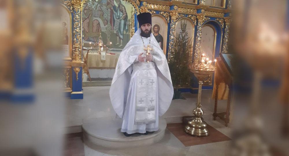 Настоятелем Аланского подворья в Москве назначен иерей Вячеслав Джейранов