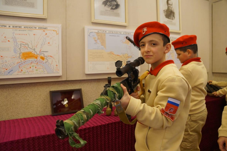 В Северной Осетии состоялось торжественное открытие парка «Патриот»