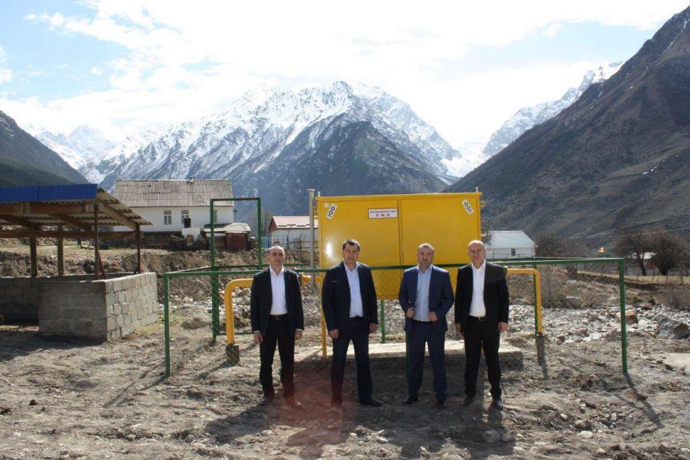 «Газпром газораспределение Владикавказ» во II квартале 2019 года планирует завершить строительство газопровода в Ирафском районе