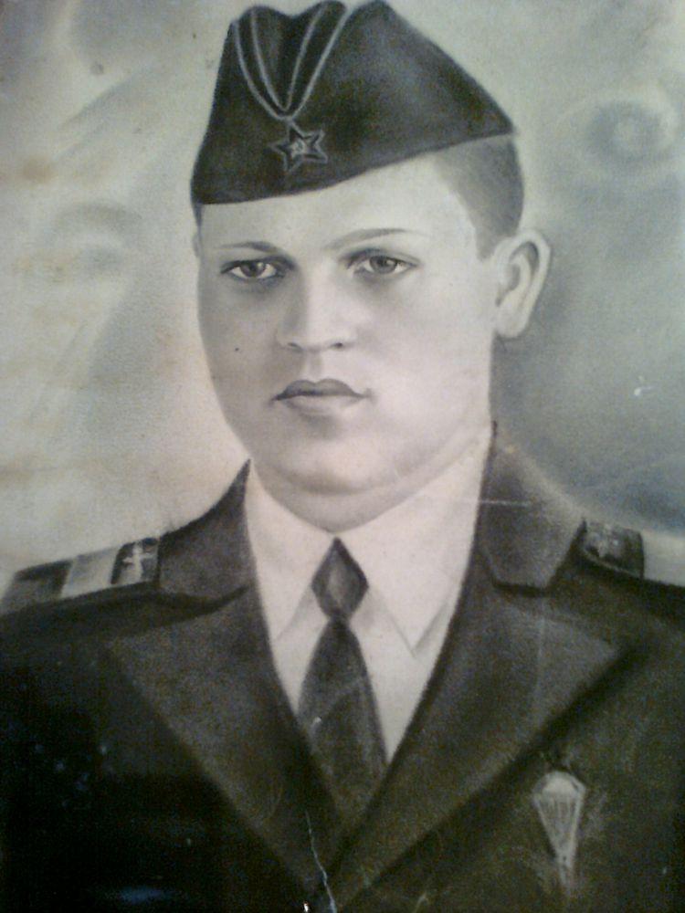 старший сержант Чуйко Григорий Федорович 1921 г.р., Сталинская (Донецкая) область
