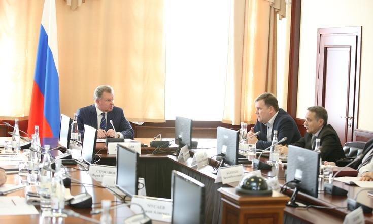 Олег Белавенцев встретился с представителями Ассоциации СМИ Северного Кавказ