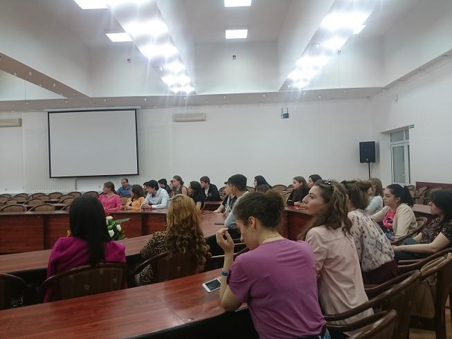 Студенты предложили Созанова