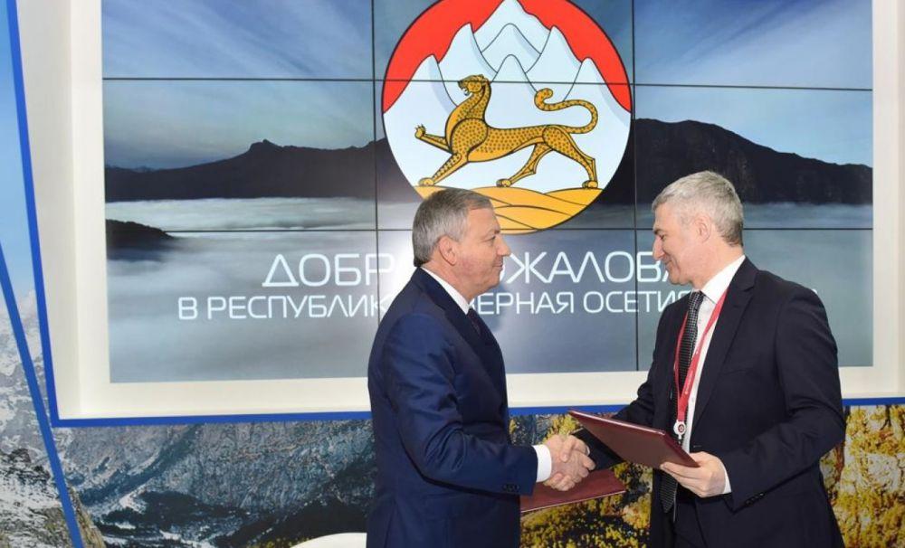 Главы Северной Осетии и Карелии договорились сотрудничать