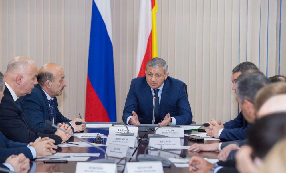 Битаров и Козицин доложили полпреду Матовникову свою позицию по ситуации с «Электроцинком»