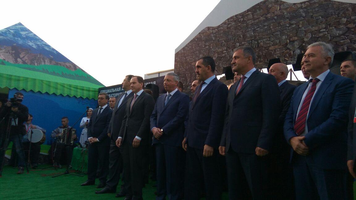 Южная Осетия станет участником  Кавказских игр
