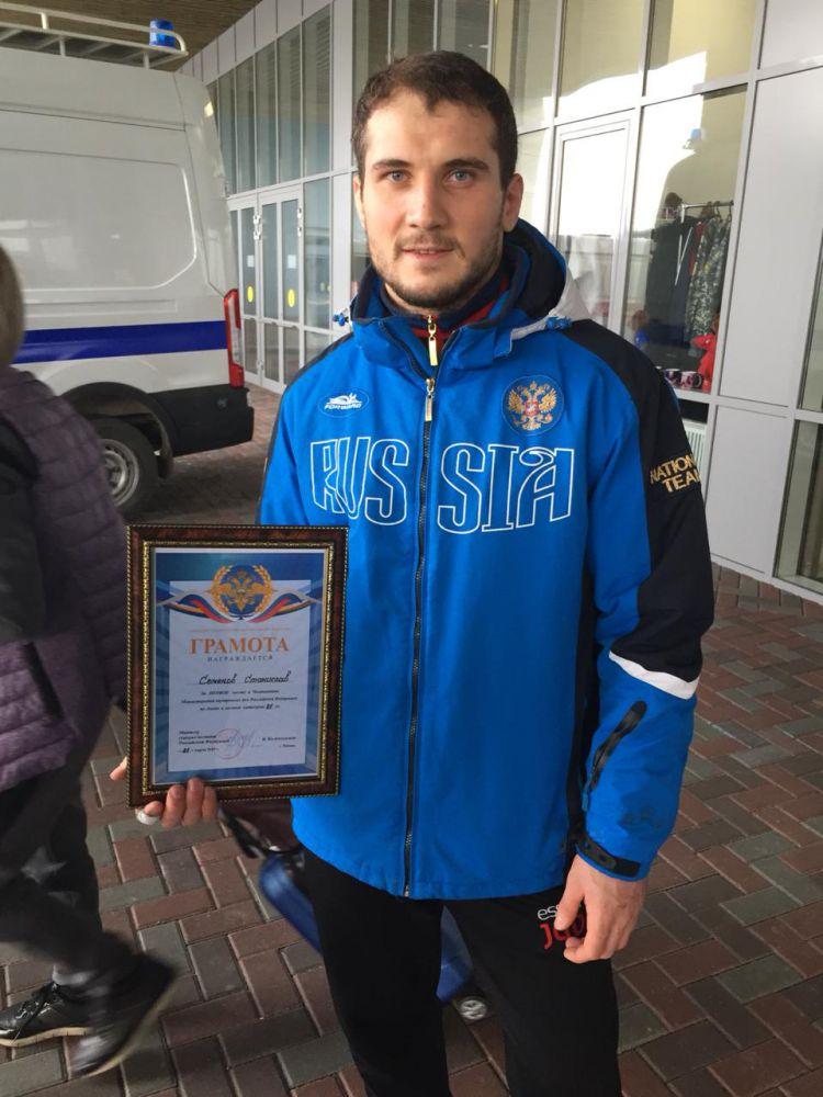 Сотрудник МВД республики стал победителем чемпионата по дзюдо