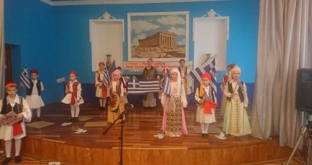 Греки Северной Осетии познакомили студентов республики с культурой Эллады