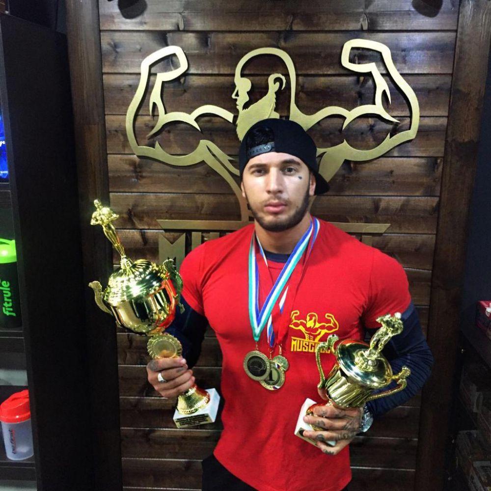 Всероссийский чемпионат по бодибилдингу выиграл спортсмен из Осетии Ален Плиев
