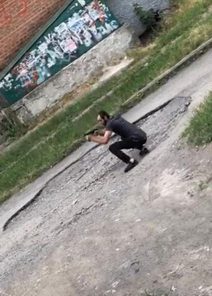 Во Владикавказе из- за ставок на футбол произошла  драка со стрельбой