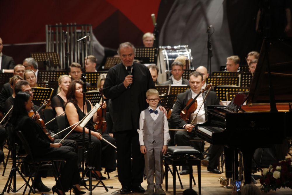 Юные музыканты из разных республик Кавказа открыли второй международный фестиваль «Мариинский - Владикавказ»