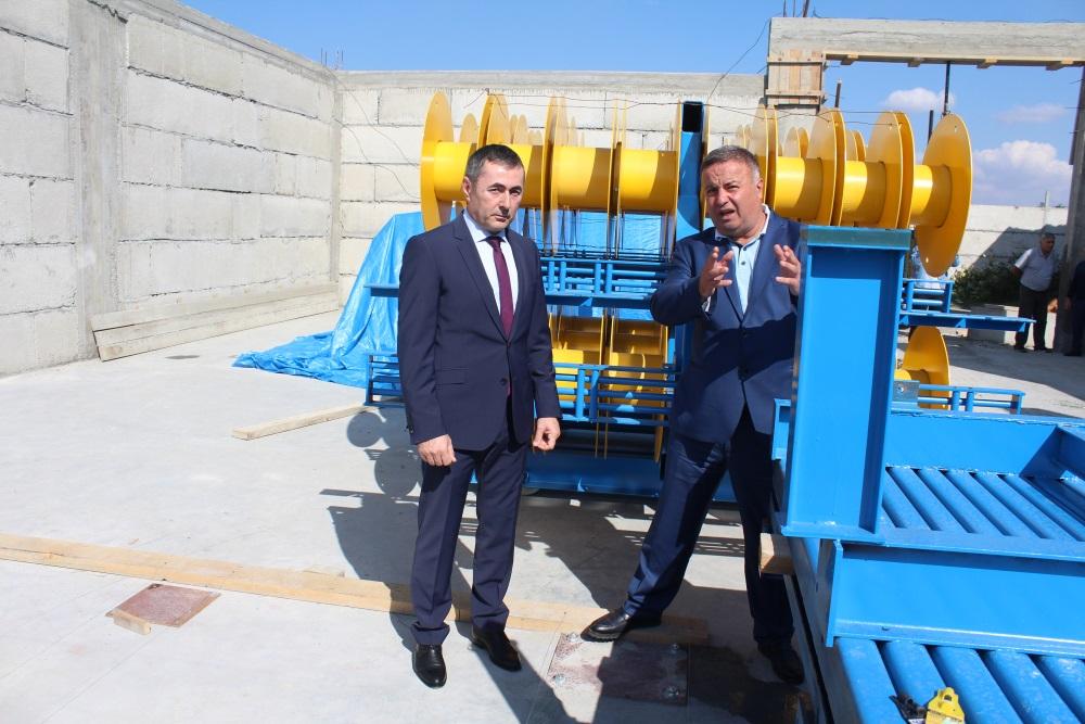 В Ардоне в этом году откроют два новых производства