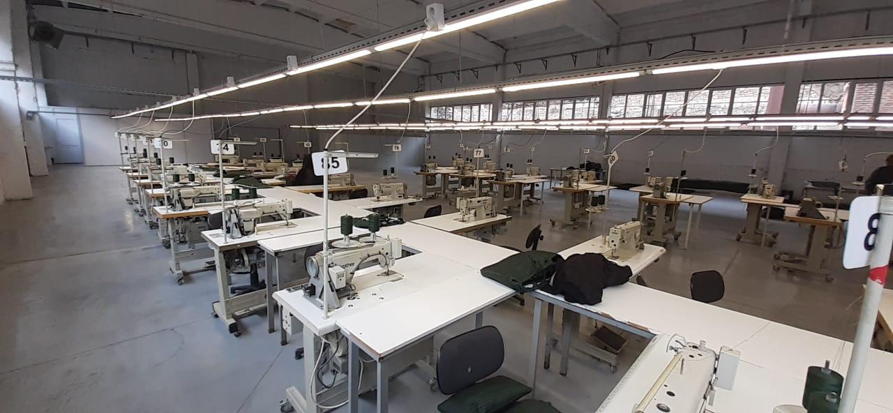 В Мизуре готовятся к открытию швейной фабрики, работать на которой сможет около 50 сельчан