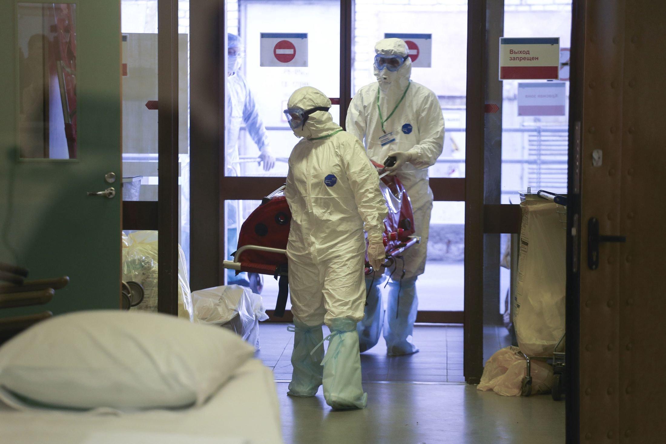 Ещё четыре жителя Северной Осетии скончались от коронавируса за прошедшие сутки