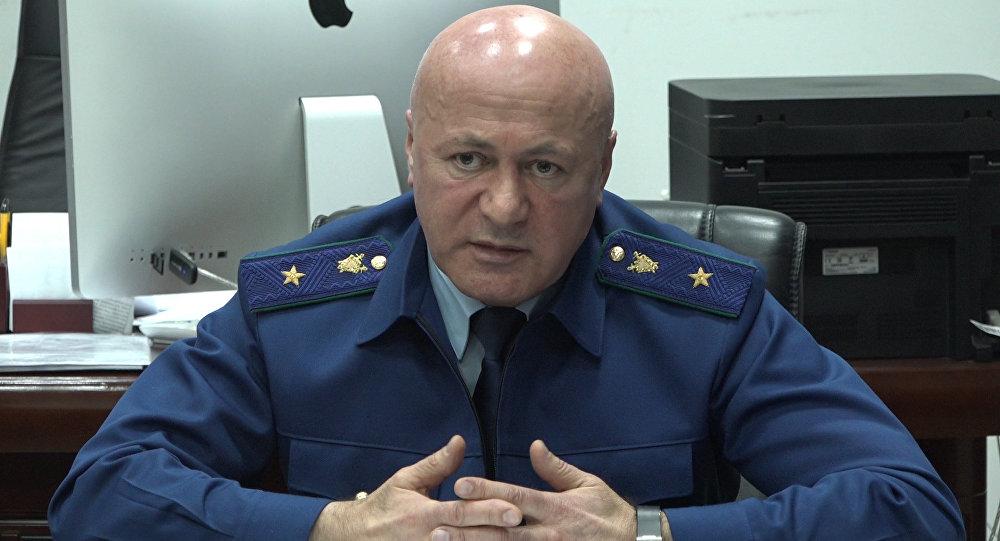 Генпрокурор Южной Осетии заявил, что готов уйти в отставку, если отдельные депутаты откажутся от неприкосновенности