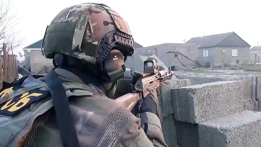 В Дагестане нейтрализовали шесть боевиков ИГ, готовивших теракты