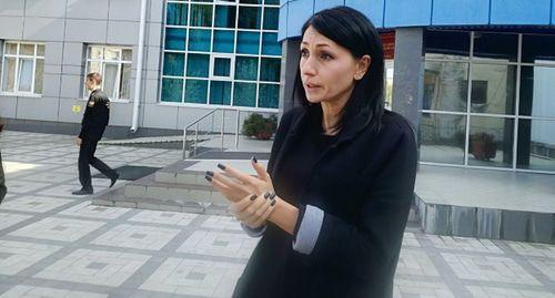 Неизвестные пытались посадить в машину дочь Владимира Цкаева, который был забит до смерти полицейскими