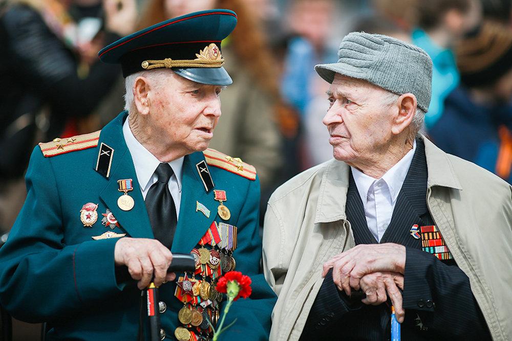 Ветераны ВОВ Южной Осетии получат по 75 тысяч рублей к 9 мая