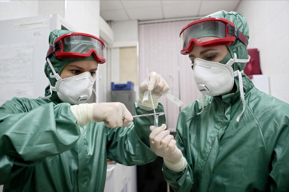 Более 82 тысяч жителей Северной Осетии прошли обследование на коронавирус